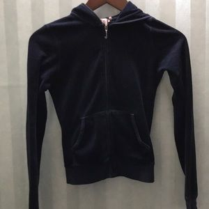 Juicy Couture Velour hoodie sweatshirt Xs P